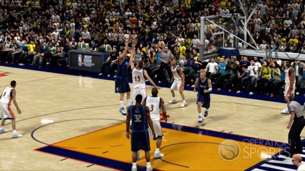 NBA 2K9 Screenshot #64 for Xbox 360