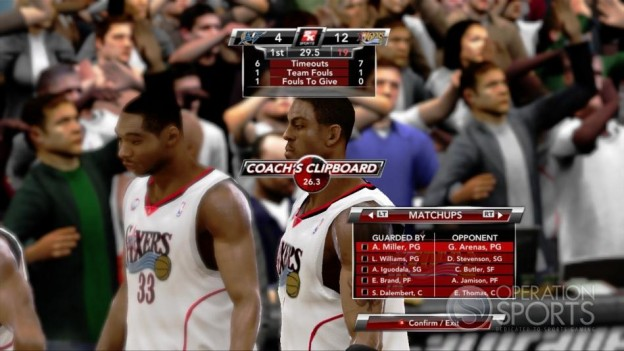 NBA 2K9 Screenshot #65 for Xbox 360