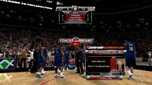 NBA 2K9 Screenshot #66 for Xbox 360