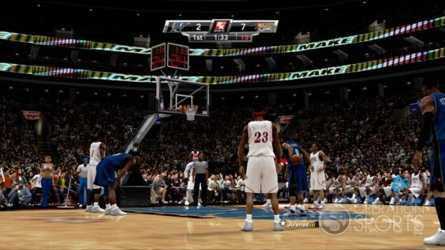 NBA 2K9 Screenshot #67 for Xbox 360