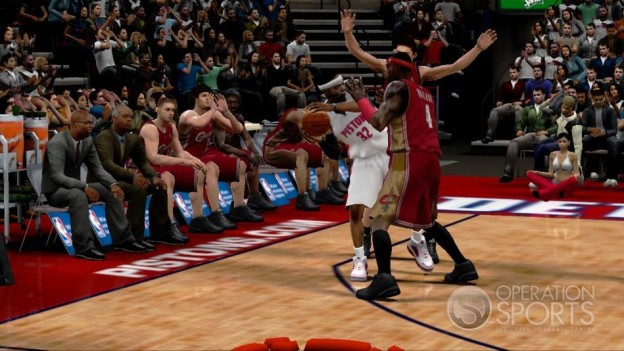 NBA 2K9 Screenshot #68 for Xbox 360