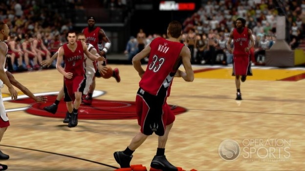 NBA 2K9 Screenshot #69 for Xbox 360
