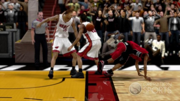 NBA 2K9 Screenshot #70 for Xbox 360