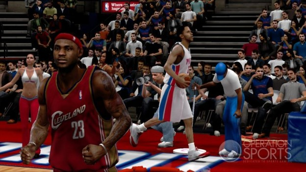 NBA 2K9 Screenshot #71 for Xbox 360
