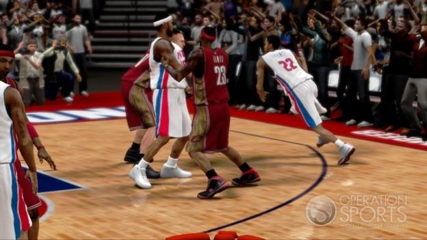 NBA 2K9 Screenshot #73 for Xbox 360