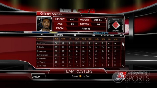 NBA 2K9 Screenshot #75 for Xbox 360