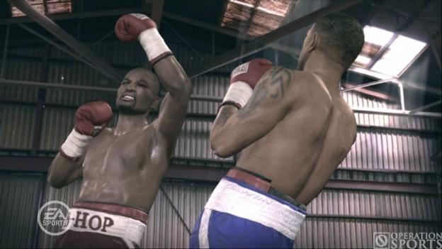Fight Night Round 3 Screenshot #4 for Xbox 360
