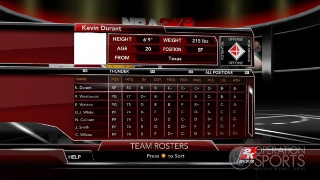 NBA 2K9 Screenshot #81 for Xbox 360