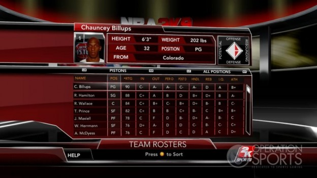 NBA 2K9 Screenshot #91 for Xbox 360