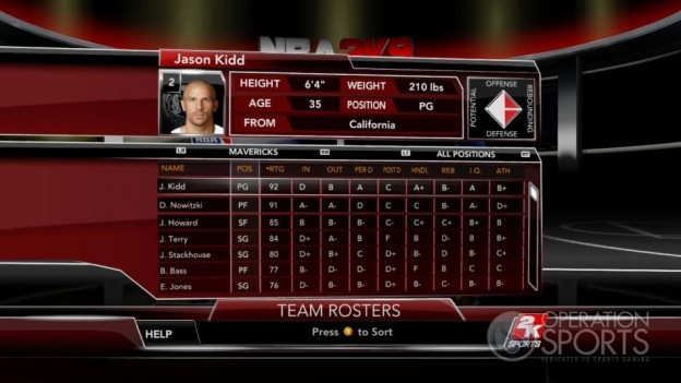 NBA 2K9 Screenshot #101 for Xbox 360