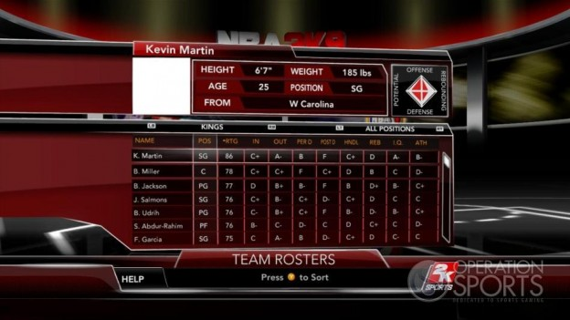 NBA 2K9 Screenshot #109 for Xbox 360