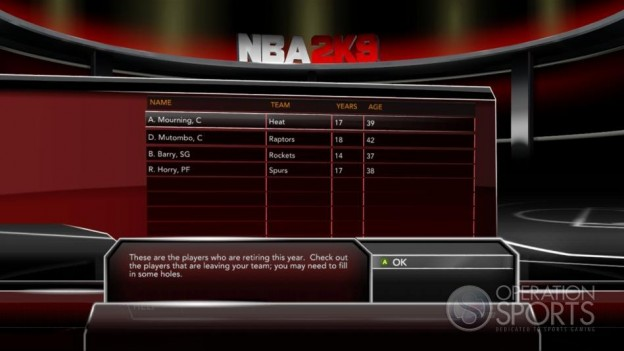 NBA 2K9 Screenshot #142 for Xbox 360