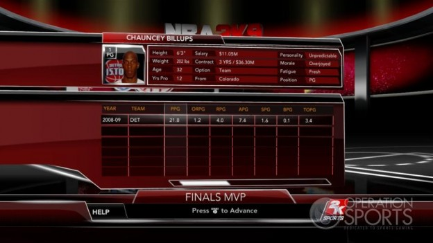 NBA 2K9 Screenshot #143 for Xbox 360
