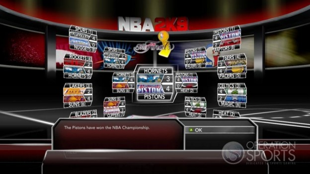 NBA 2K9 Screenshot #144 for Xbox 360
