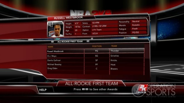 NBA 2K9 Screenshot #160 for Xbox 360