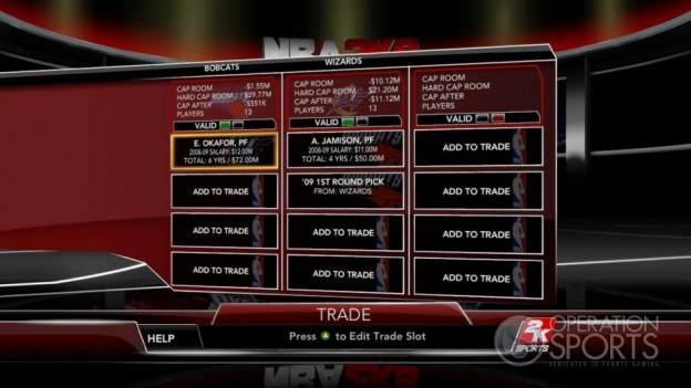 NBA 2K9 Screenshot #202 for Xbox 360