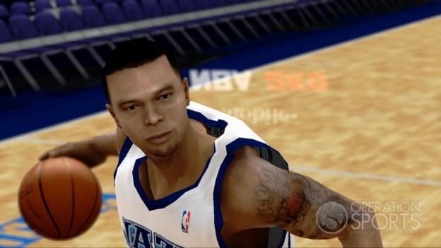 NBA 2K9 Screenshot #210 for Xbox 360