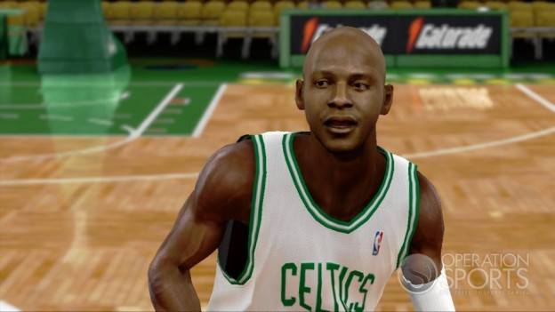 NBA 2K9 Screenshot #227 for Xbox 360