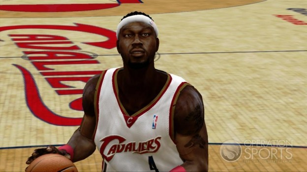 NBA 2K9 Screenshot #230 for Xbox 360