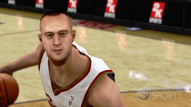 NBA 2K9 Screenshot #231 for Xbox 360