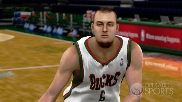 NBA 2K9 Screenshot #238 for Xbox 360