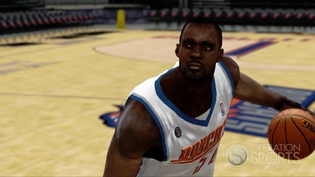 NBA 2K9 Screenshot #242 for Xbox 360