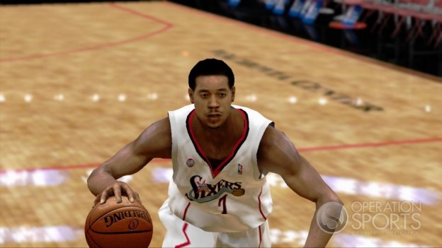 NBA 2K9 Screenshot #248 for Xbox 360