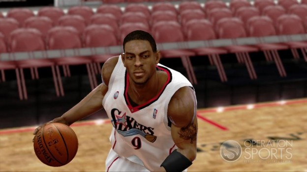 NBA 2K9 Screenshot #249 for Xbox 360
