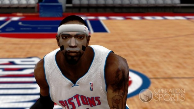 NBA 2K9 Screenshot #276 for Xbox 360