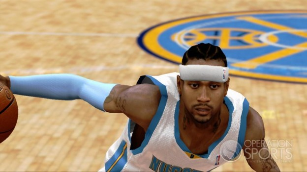 NBA 2K9 Screenshot #283 for Xbox 360