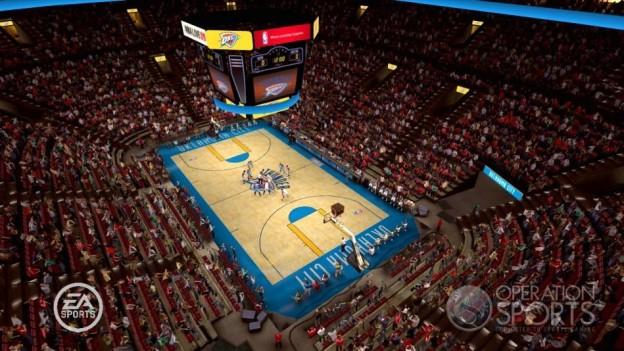 NBA Live 09 Screenshot #84 for Xbox 360