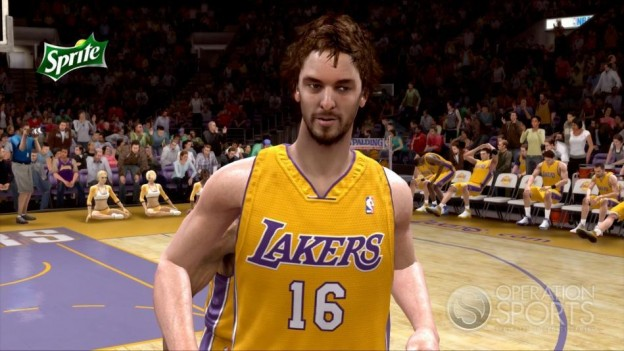 NBA Live 09 Screenshot #86 for Xbox 360