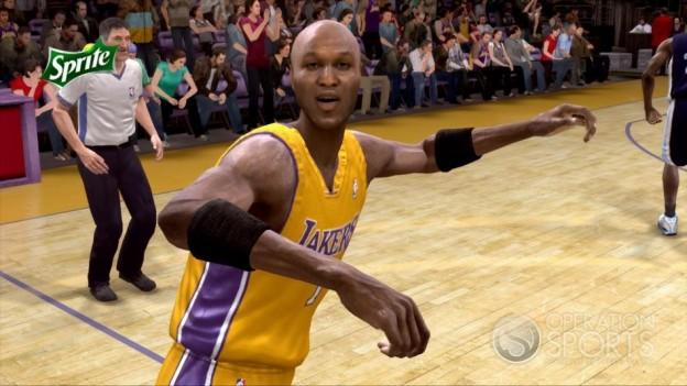 NBA Live 09 Screenshot #87 for Xbox 360