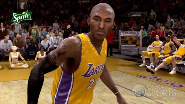 NBA Live 09 Screenshot #88 for Xbox 360