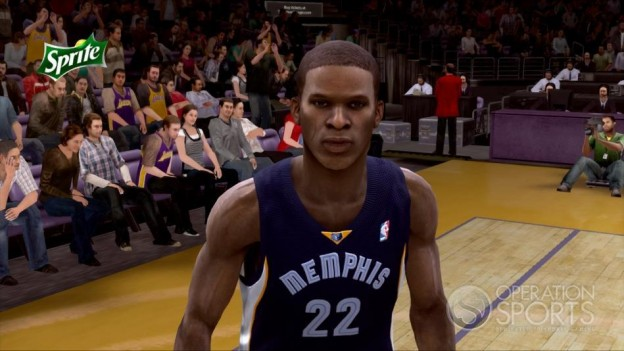 NBA Live 09 Screenshot #90 for Xbox 360