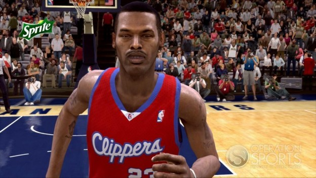 NBA Live 09 Screenshot #96 for Xbox 360