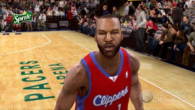 NBA Live 09 Screenshot #97 for Xbox 360