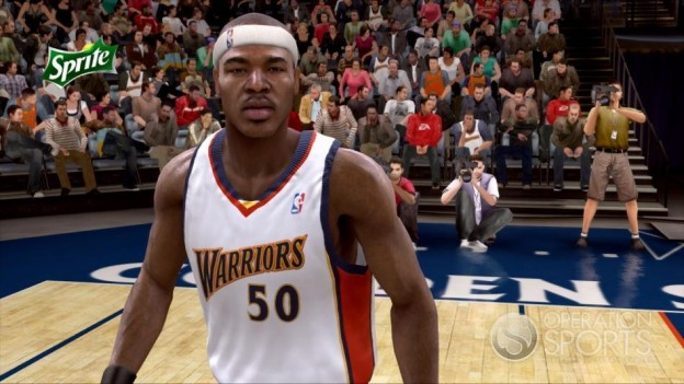 NBA Live 09 Screenshot #98 for Xbox 360