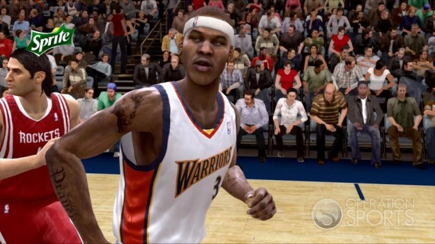 NBA Live 09 Screenshot #99 for Xbox 360