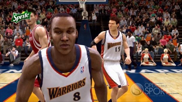 NBA Live 09 Screenshot #100 for Xbox 360