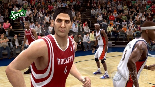 NBA Live 09 Screenshot #101 for Xbox 360