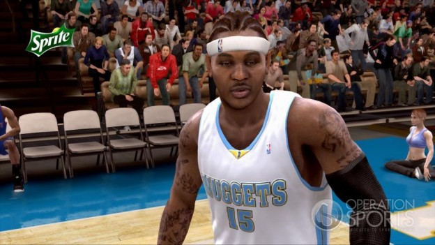 NBA Live 09 Screenshot #108 for Xbox 360