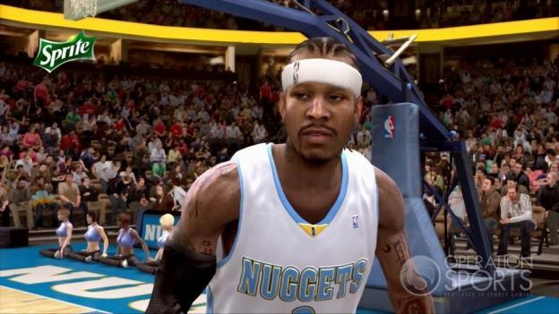 NBA Live 09 Screenshot #109 for Xbox 360