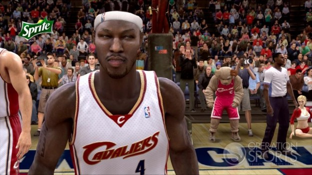 NBA Live 09 Screenshot #111 for Xbox 360