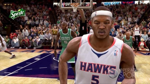 NBA Live 09 Screenshot #122 for Xbox 360