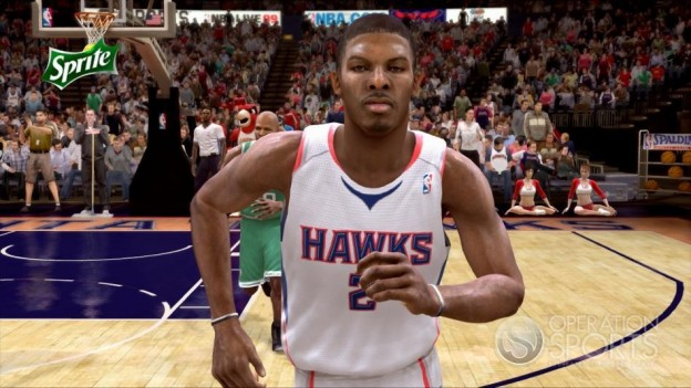 NBA Live 09 Screenshot #123 for Xbox 360