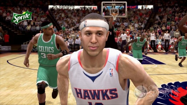 NBA Live 09 Screenshot #124 for Xbox 360