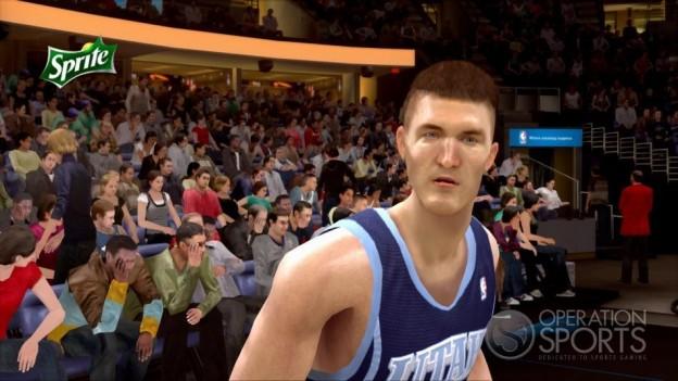 NBA Live 09 Screenshot #131 for Xbox 360