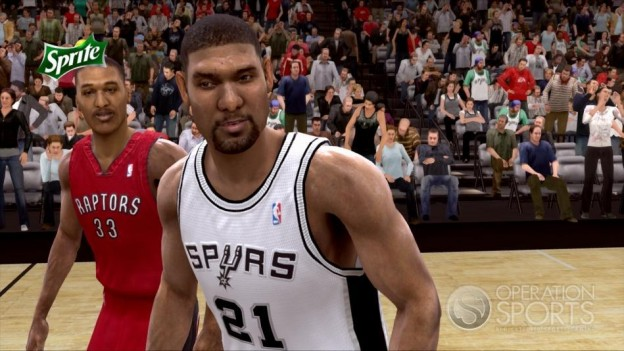 NBA Live 09 Screenshot #136 for Xbox 360