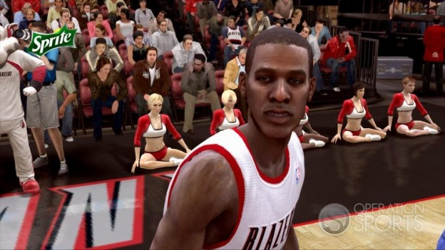NBA Live 09 Screenshot #140 for Xbox 360